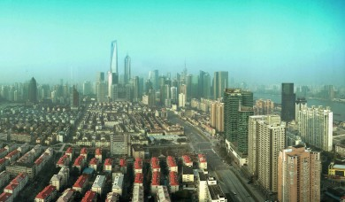 Good morning, Pudong